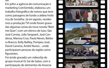 Novela, vídeoclip e Programa de Tv