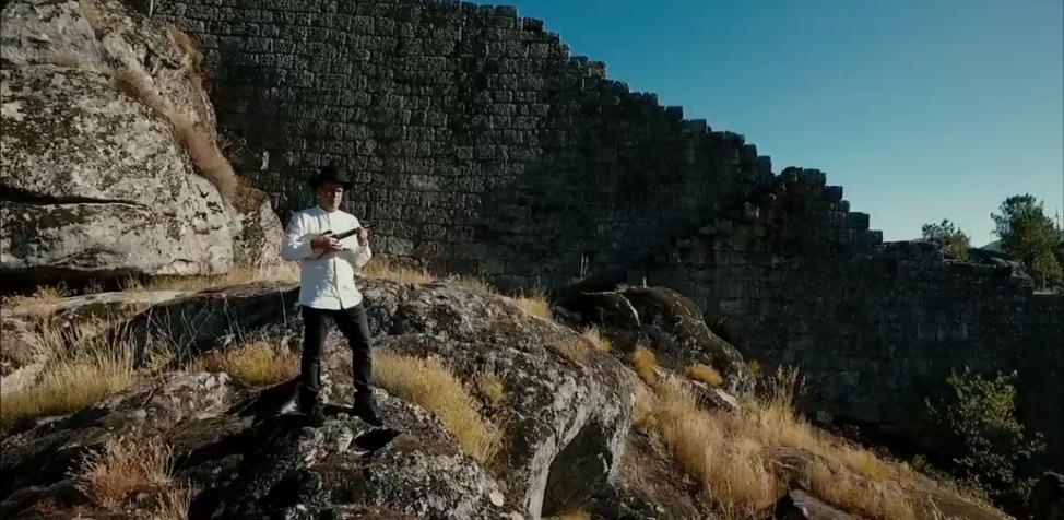 Videoclip da Banda Ús Sai de Gatas realizado em Sortelha